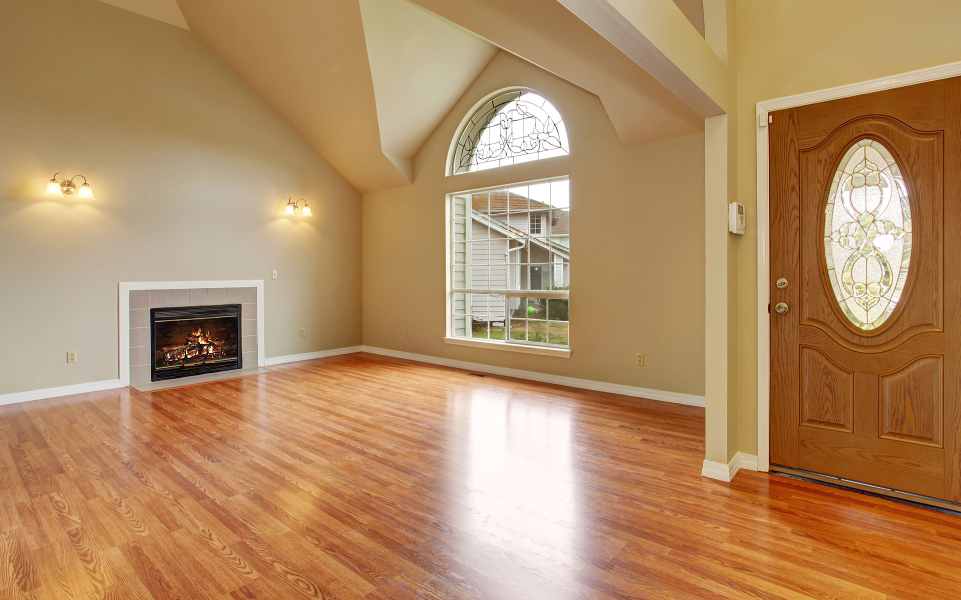 We'll Sand & Refinish Your Hardwood Floors And Decks
