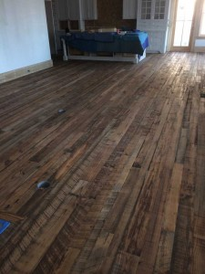Reclaimed Wood Floors