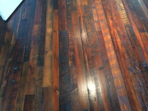 Boone Flooring Reclaimed Wood in Charleston SC